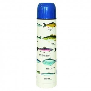 Fish Thermos Flask by Gift Republic