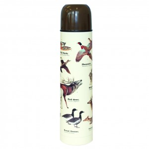 Wild Animals Thermos Flask by Gift Republic