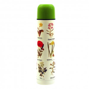 Wild Flowers Thermos Flask by Gift Republic