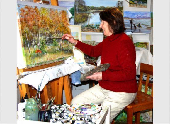 Sheila M Bury