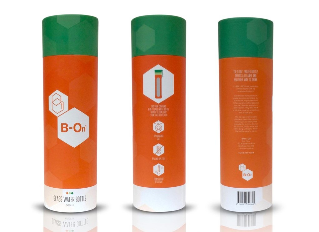 Be-On-1 Packaging