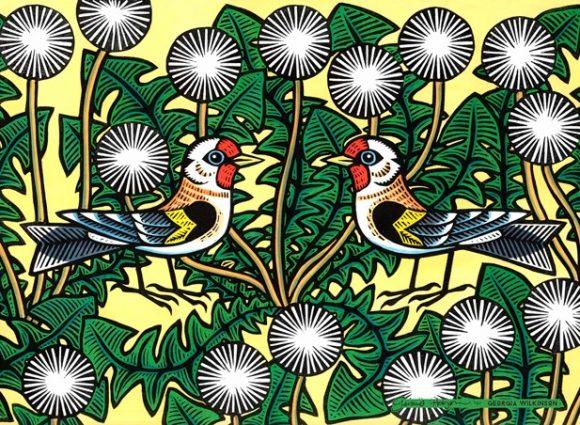 Goldfinch Worktop Saver