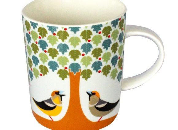 I Like Birds Hawfinch Mug
