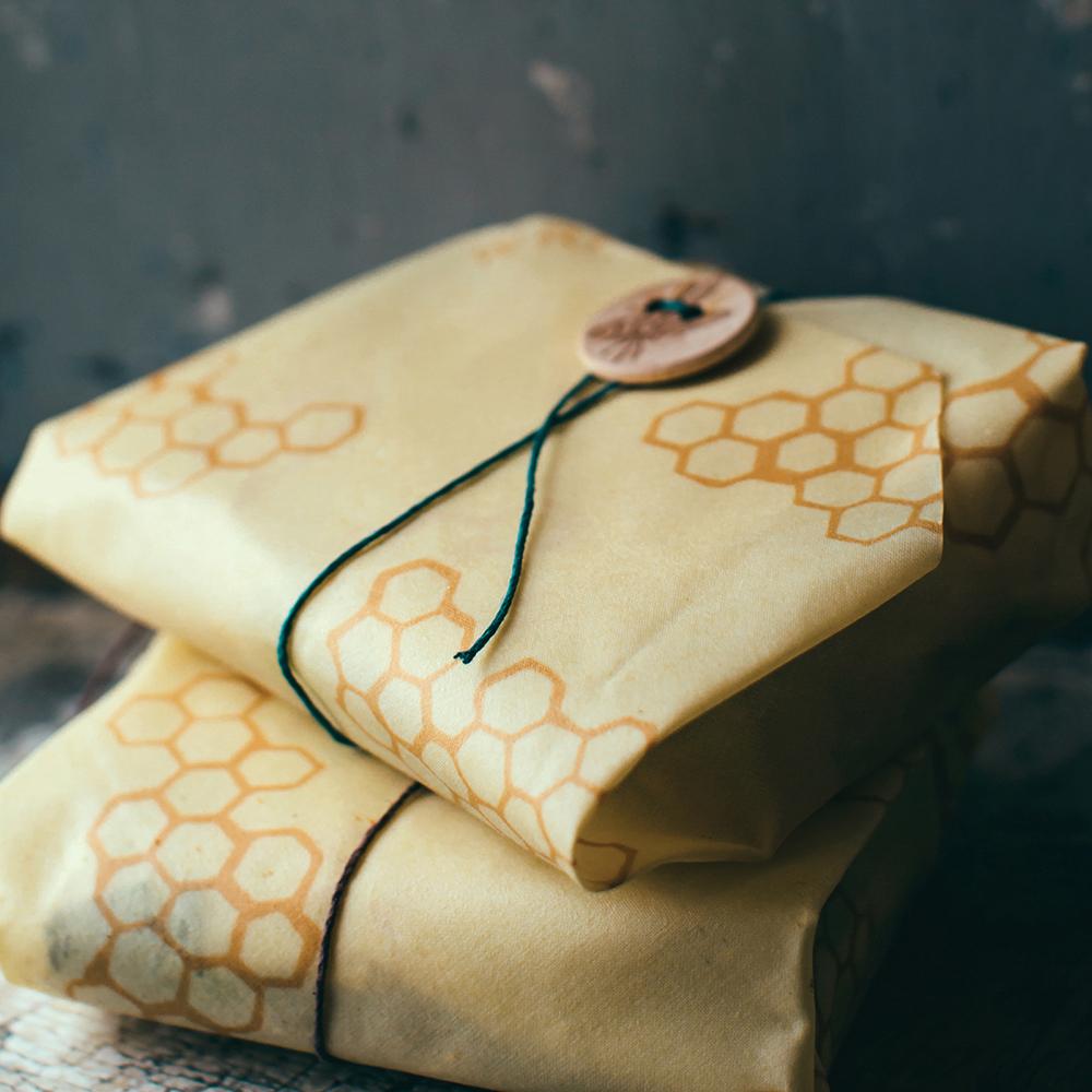 Sandwich Bee's Wax Wraps