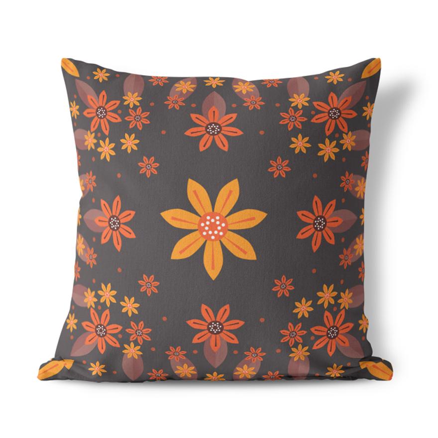 I Like Birds Songthrush Cushion