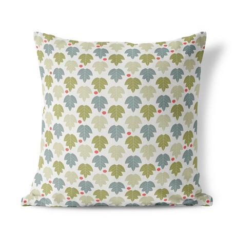 I Like Birds Hawfinch Cushion