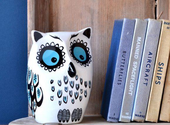 Owl Money Box Hannah Turner