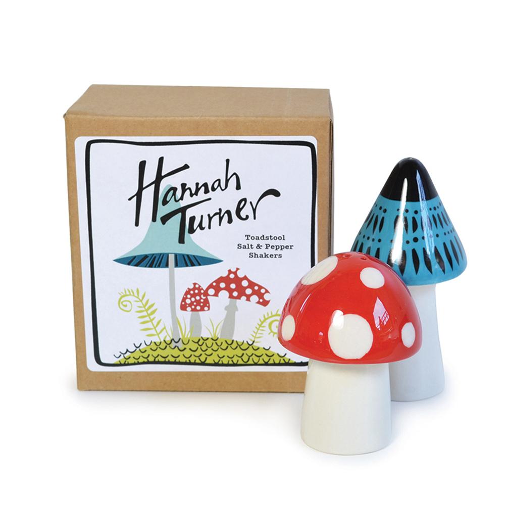 Toadstool Salt & Pepper Hannah Turner