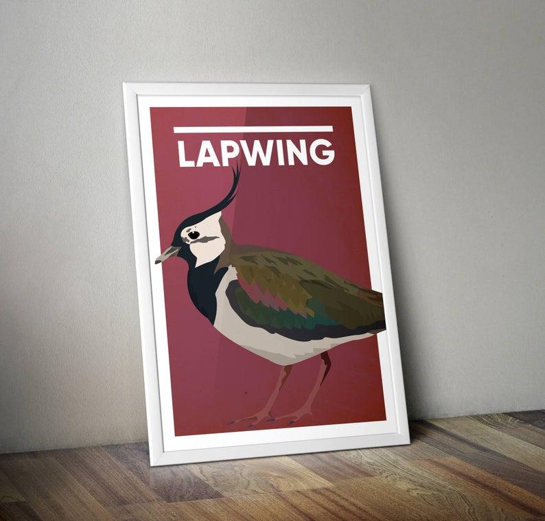 Lapwing A4 Print Micklegate Design