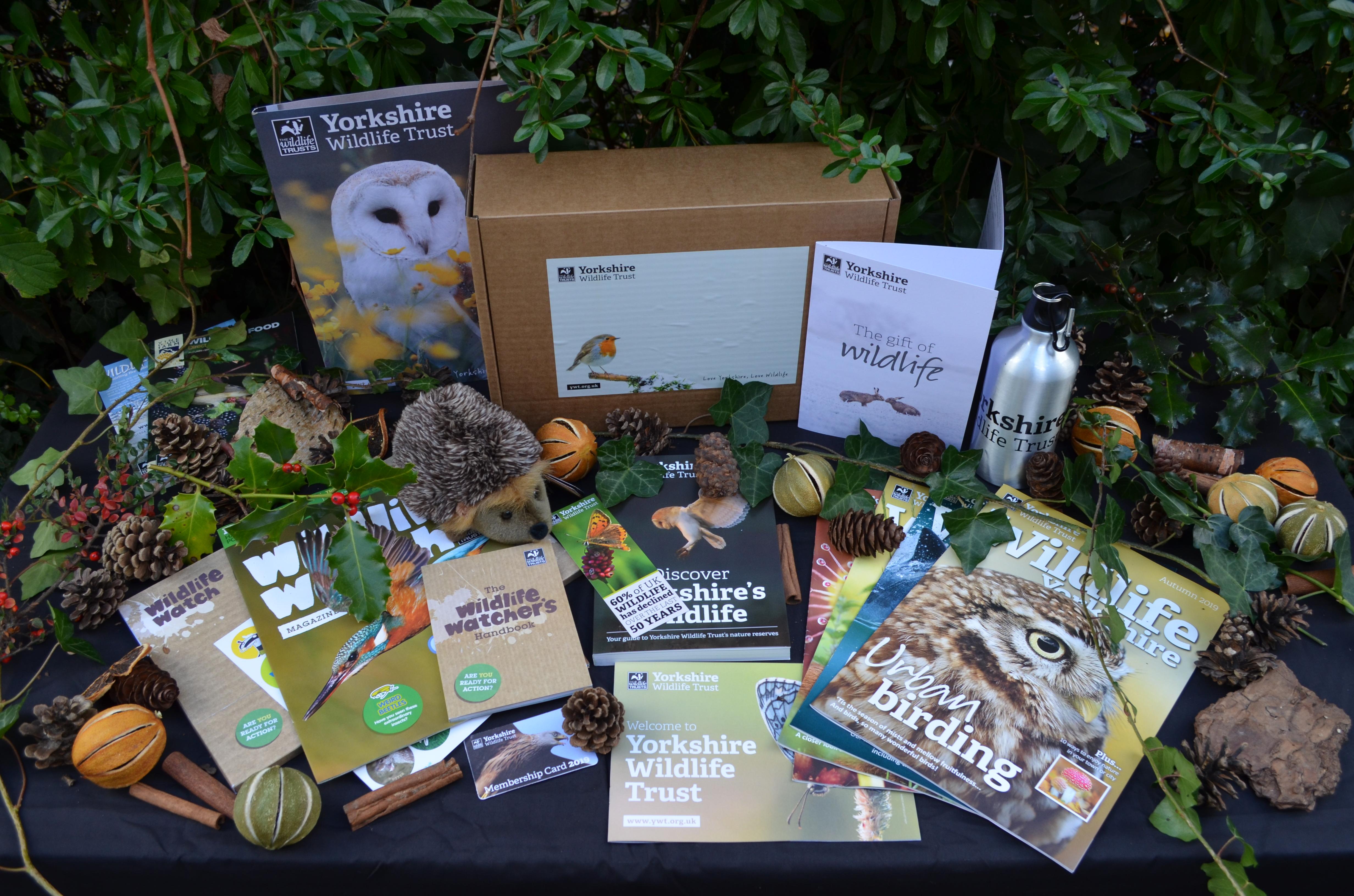Wildlife Trust Gift Membership